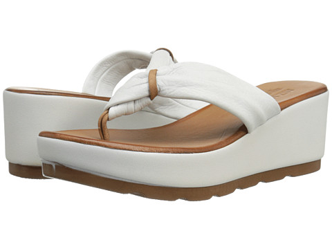 Miz Mooz - Burma (White) Women's Sandals