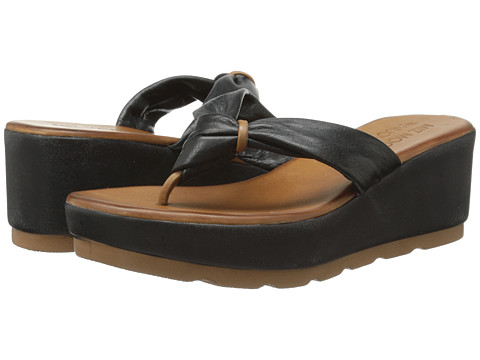 Miz Mooz - Burma (Black) Women's Sandals