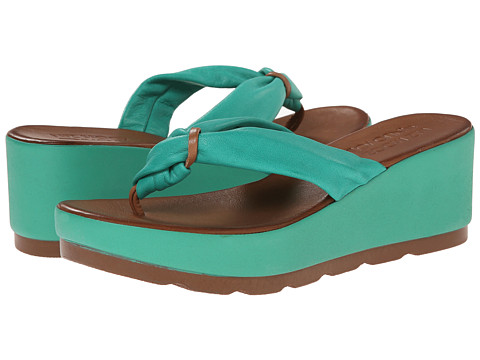 Miz Mooz - Burma (Green) Women's Sandals