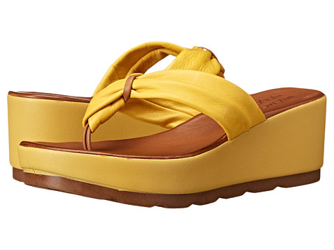 Miz Mooz - Burma (Yellow) Women's Sandals