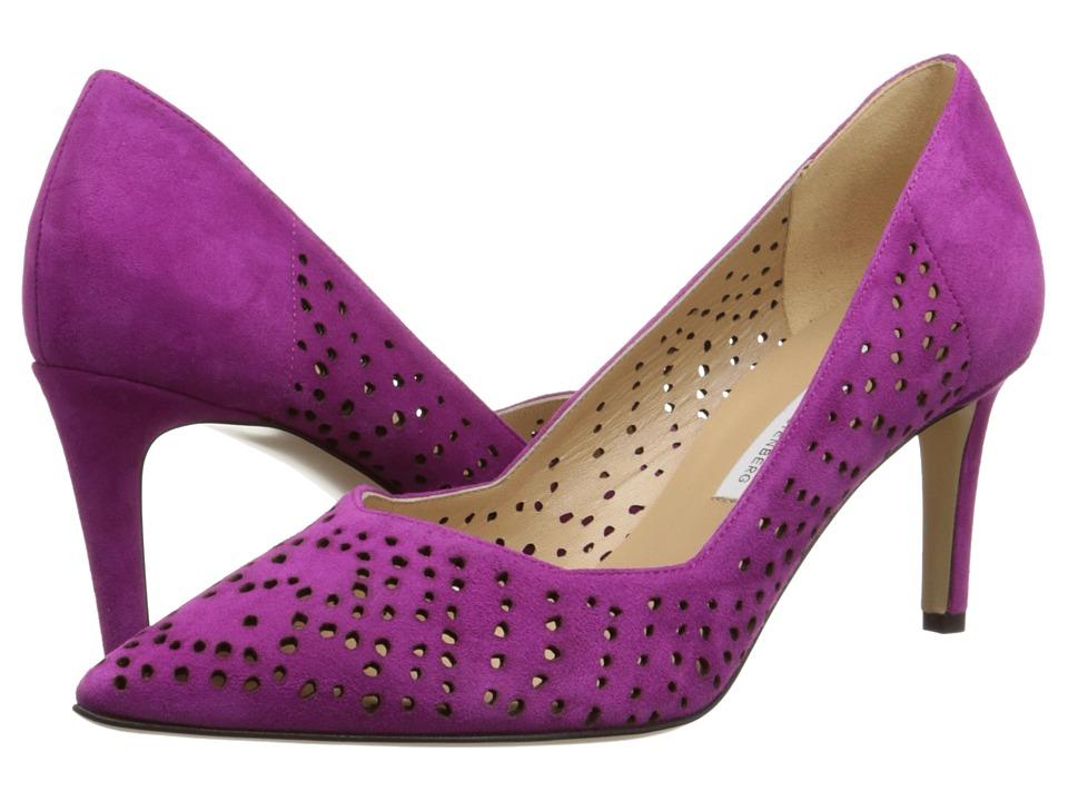 Diane von Furstenberg - Holla (New Berry Kid Suede) High Heels