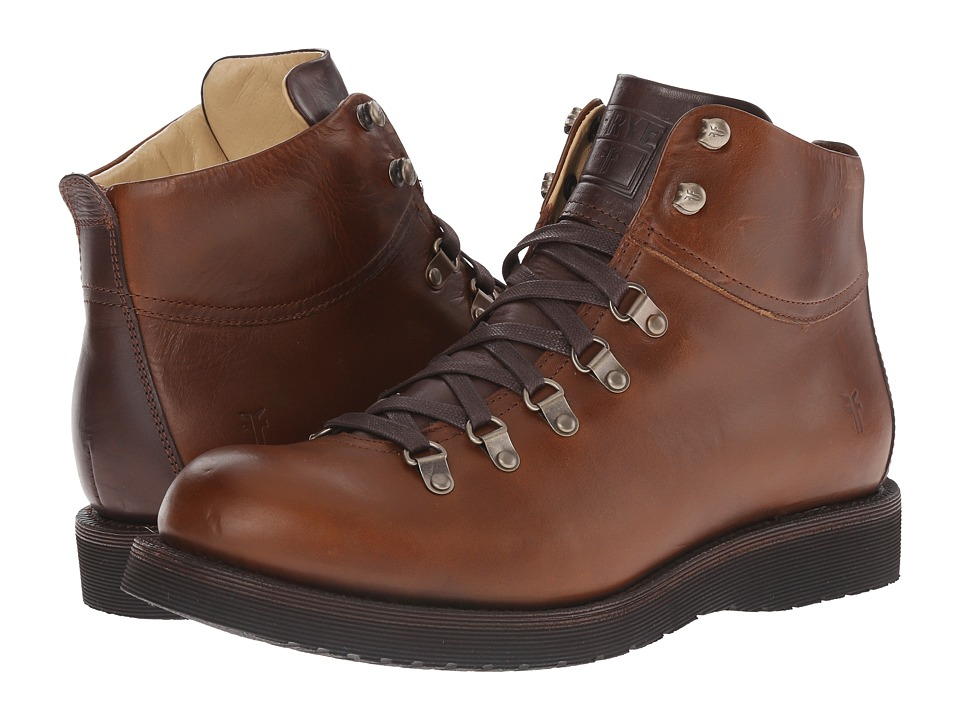 Frye - Evan Hiker (Whiskey Smooth Full Grain) Men