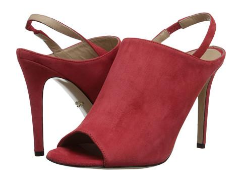 Diane von Furstenberg - Violet (Sundried Tomato Kid Suede) High Heels