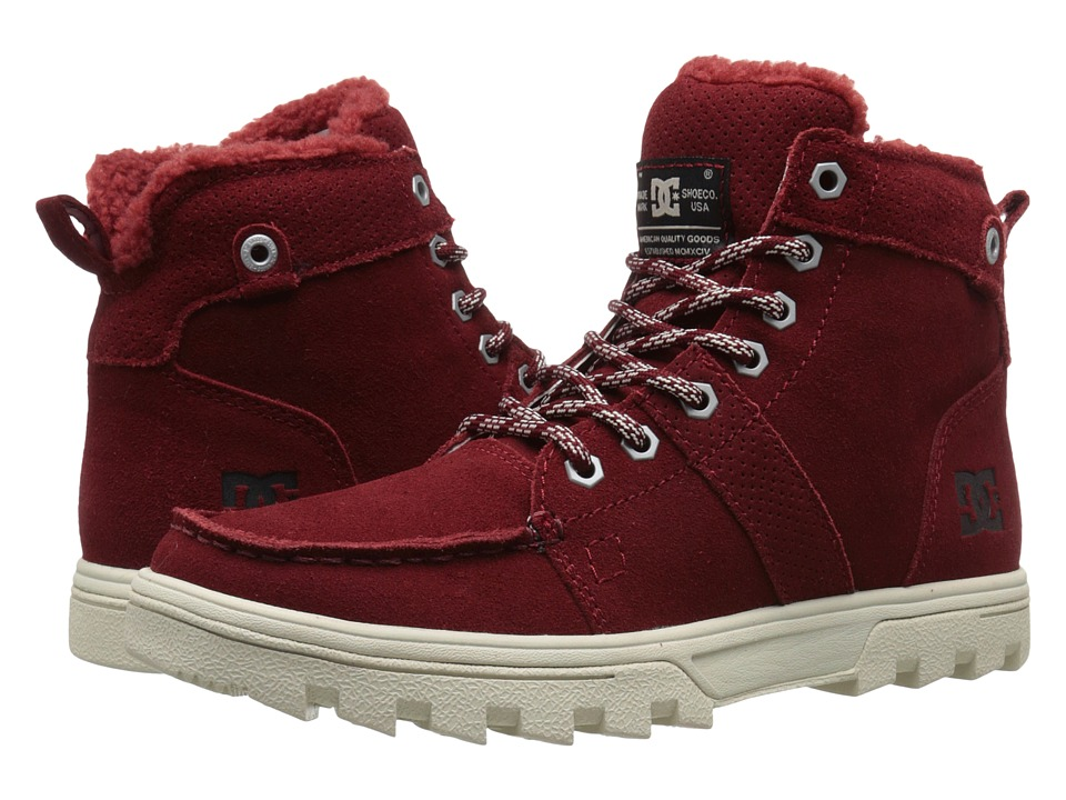 DC - Woodland (Syrah) Men's Skate Shoes