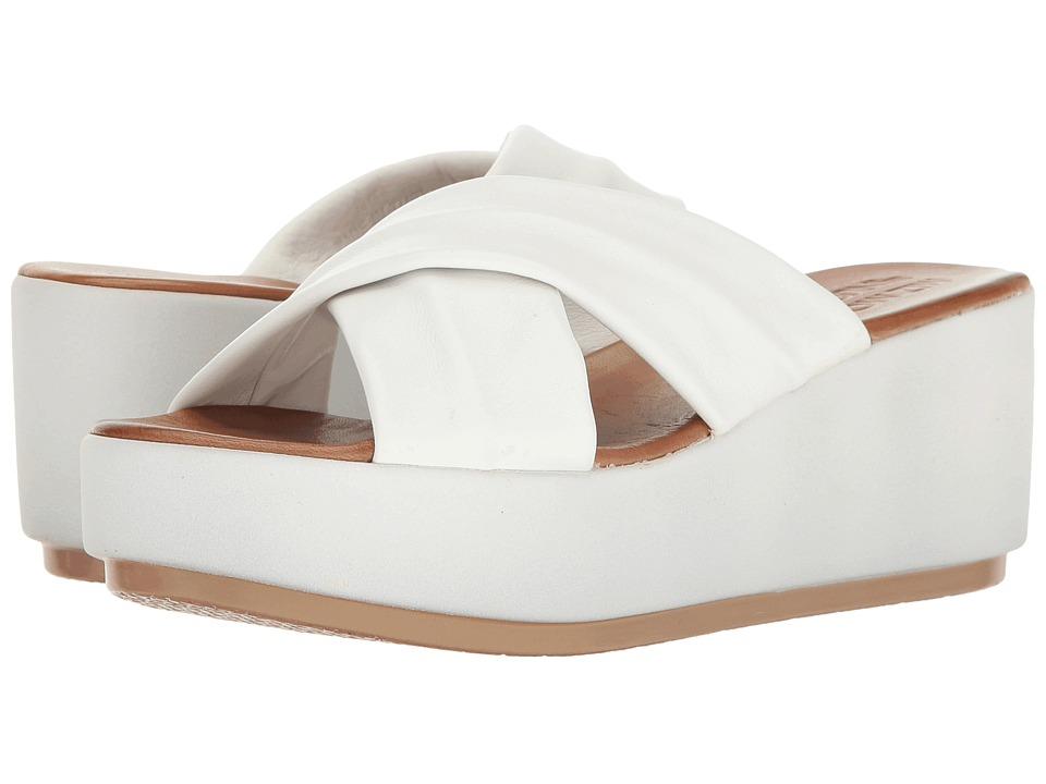 Miz Mooz - Mischa (White) Women's Sandals