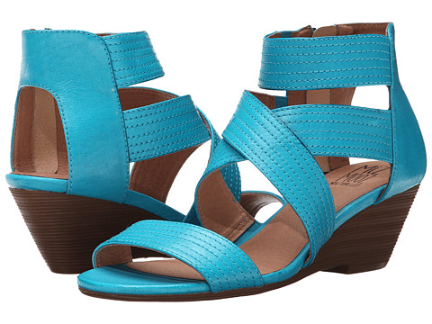 Miz Mooz - Dayna (Ocean) Women's 1-2 inch heel Shoes