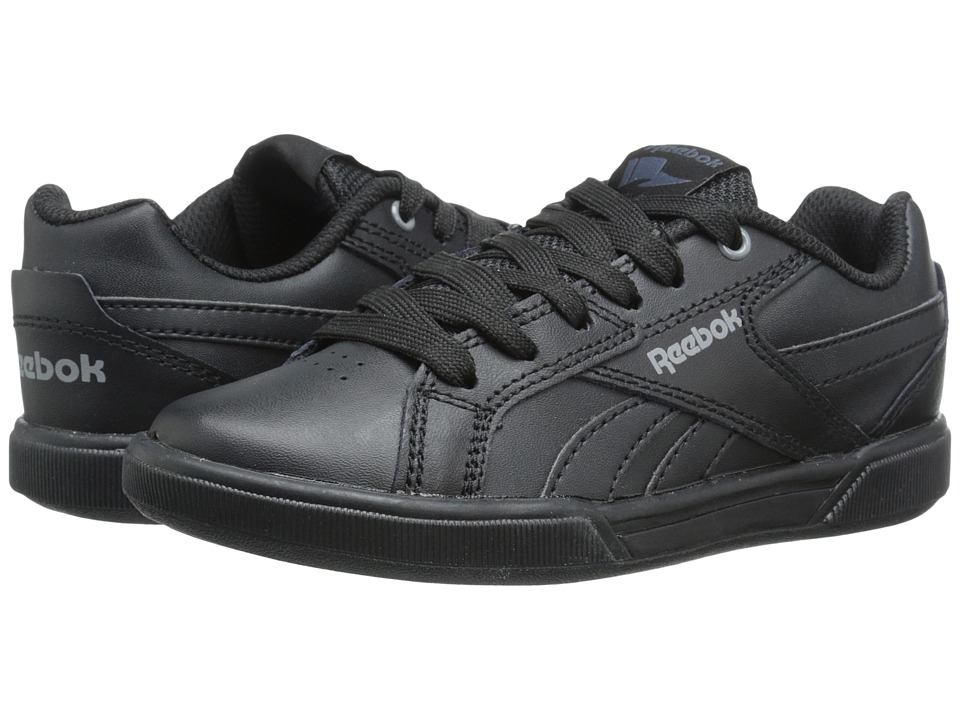 Reebok Kids - Royal Advanced (Little Kid/Big Kid) (Black/Foggy Grey) Kids Shoes