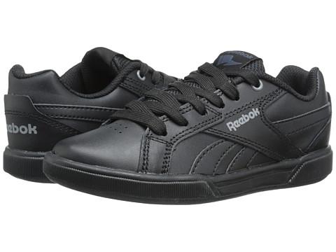 Reebok Kids - Royal Advanced (Little Kid/Big Kid) (Black/Foggy Grey) Kids Shoes