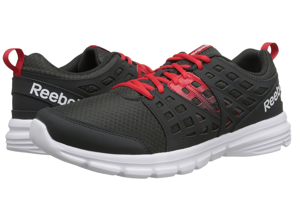 Reebok - Speed Rise (Gravel/Red Rush/White//Reebok Royal/Silver) Men's Shoes