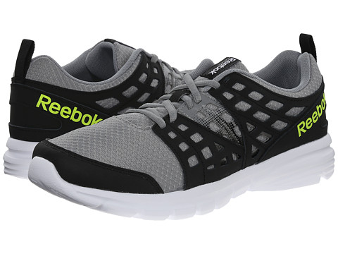 Reebok - Speed Rise (Flat Grey/Black/Solar Yellow/White/Reebok Royal/Silver) Men