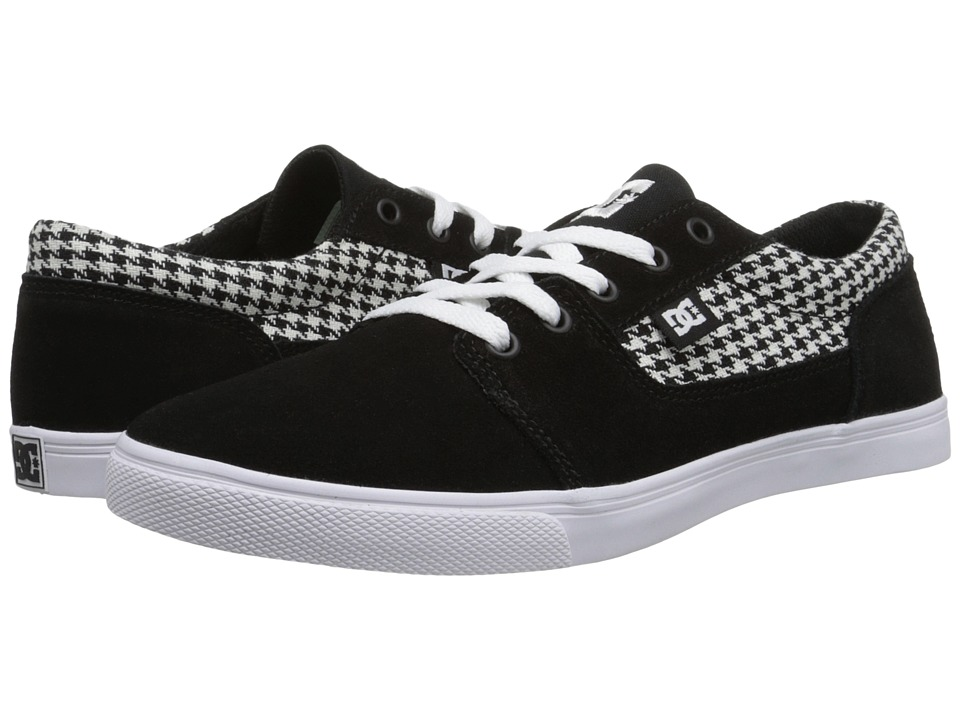 DC - Tonik W SE (Black/Green/White) Women's Skate Shoes