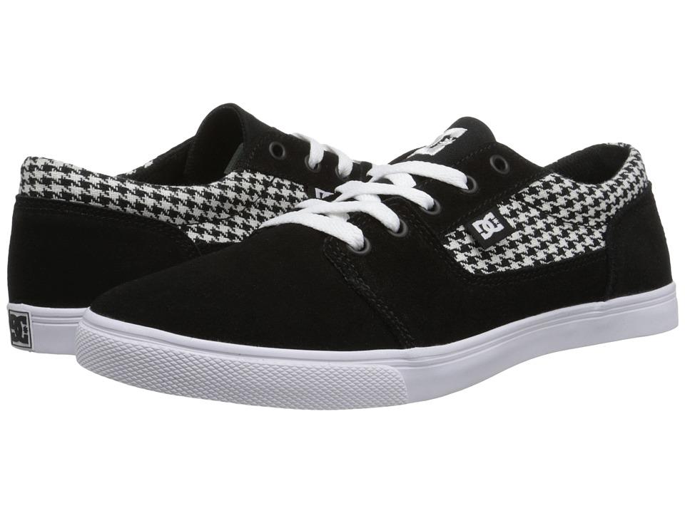 DC - Tonik W SE (Black/Green/White) Women's Skate Shoes