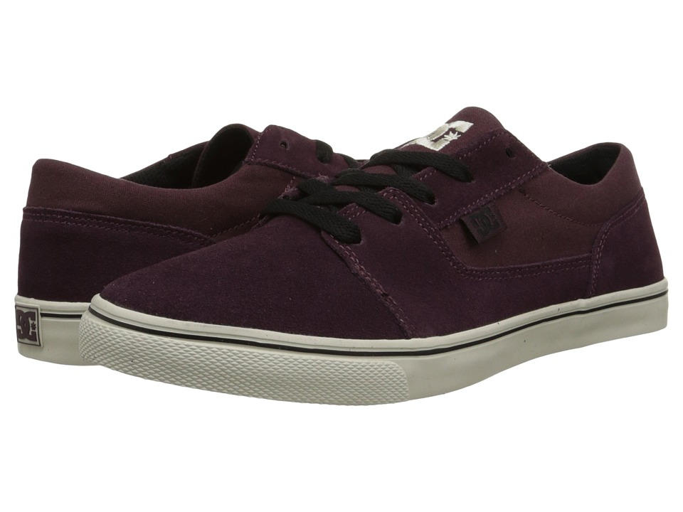 DC - Tonik W (Wine) Women's Skate Shoes