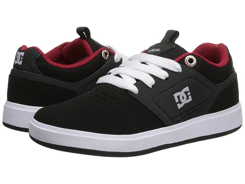 DC Kids - Cole Signature (Little Kid) (Black/Red) Boys Shoes