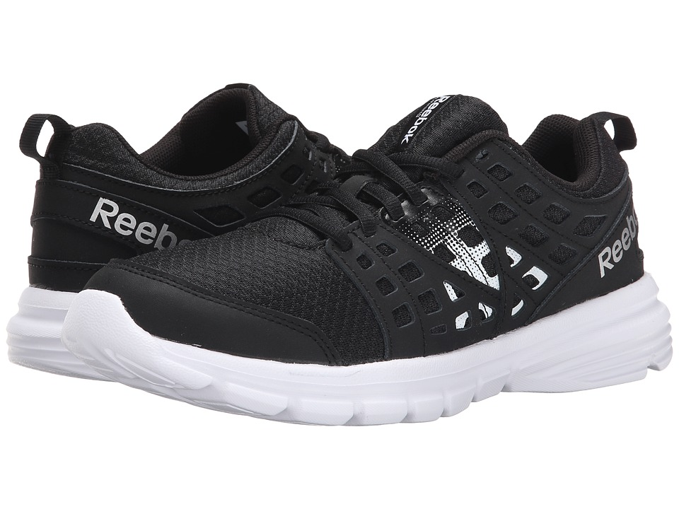 Reebok - Speed Rise (Black/White/Reebok Royal/Silver) Women's Shoes