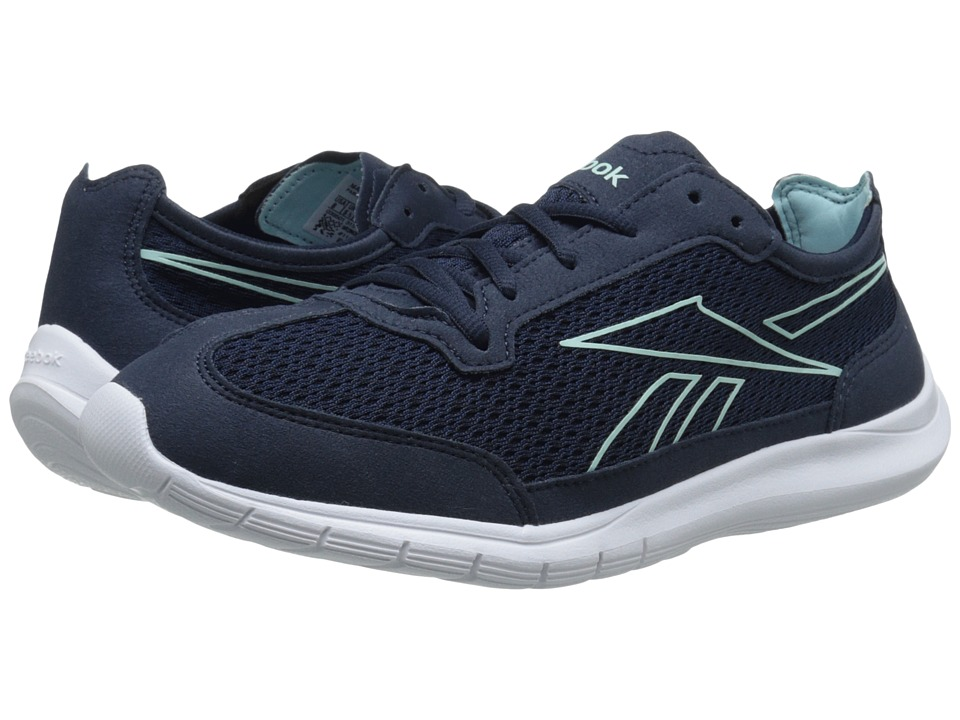 Reebok - Sport Ahead Action RS (Faux Indigo/White/Cool Breeze) Women's Shoes