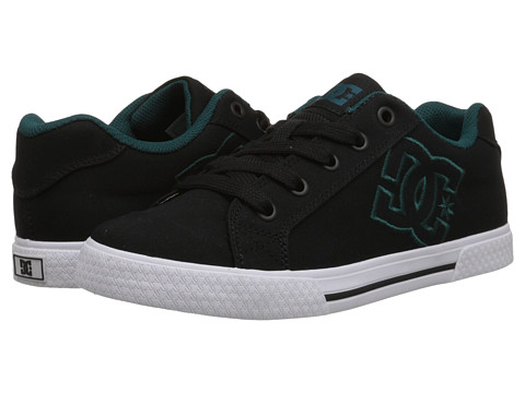DC - Chelsea W (Black/Emerald) Women