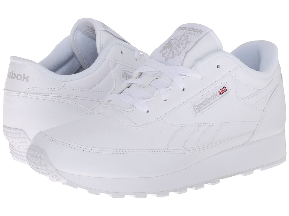Reebok - Classic Renaissance (White/Steel) Women's Shoes