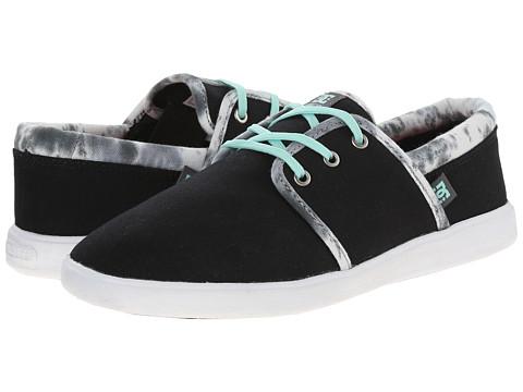 DC - Haven SP (Black Print) Women's Skate Shoes