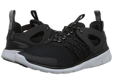 Nike - Free Viritous (Black/Cool Grey/Pure Platinum/Black) Women's Shoes