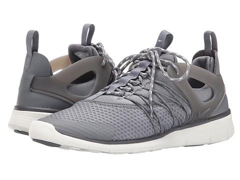 Nike - Free Viritous (Cool Grey/Summit White/Cool Grey) Women