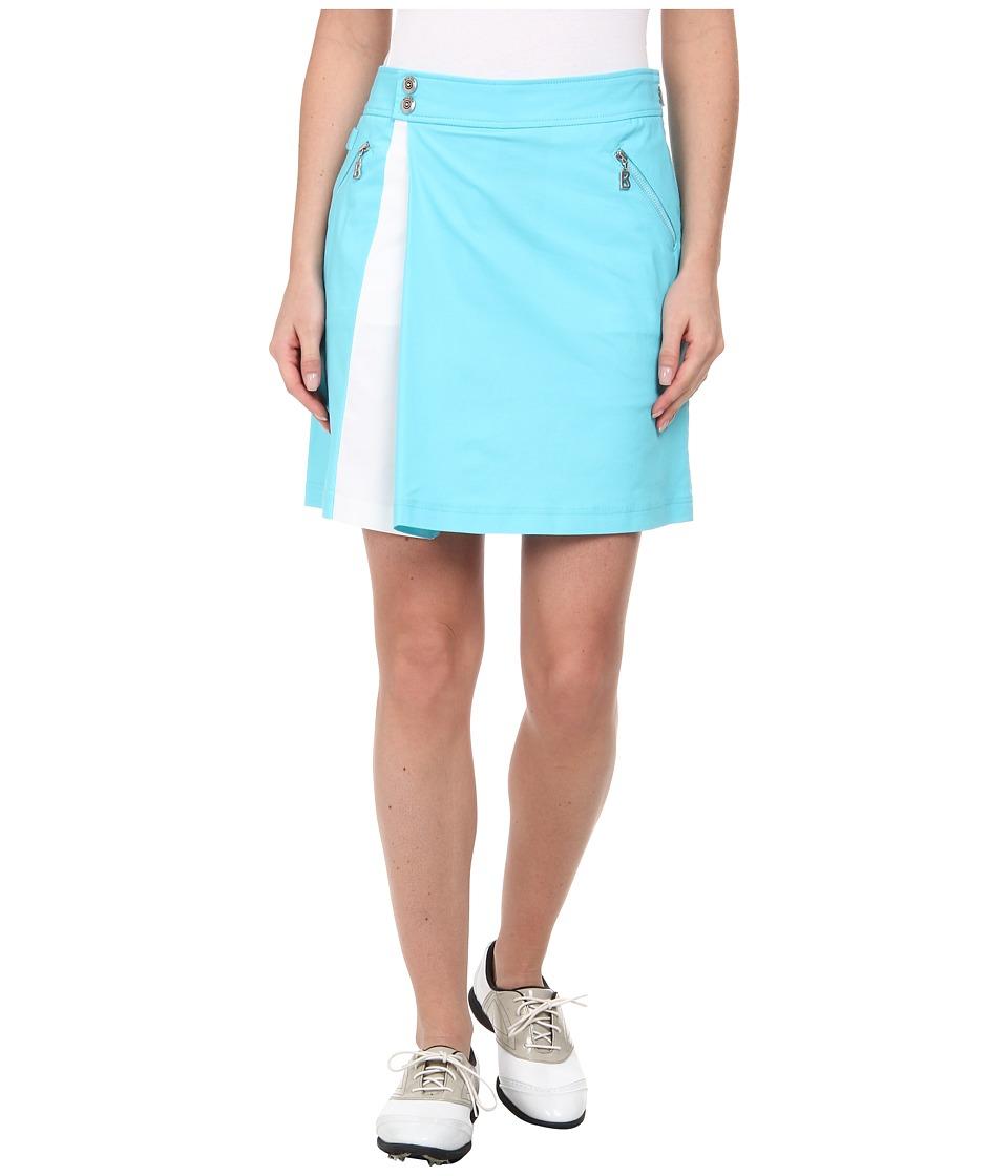 Bogner - Karyn-G Skort (Turquoise Blue) Women's Skort
