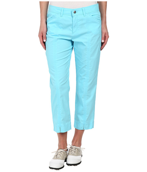 Bogner - Analiz-G Capris (Turquoise Blue) Women