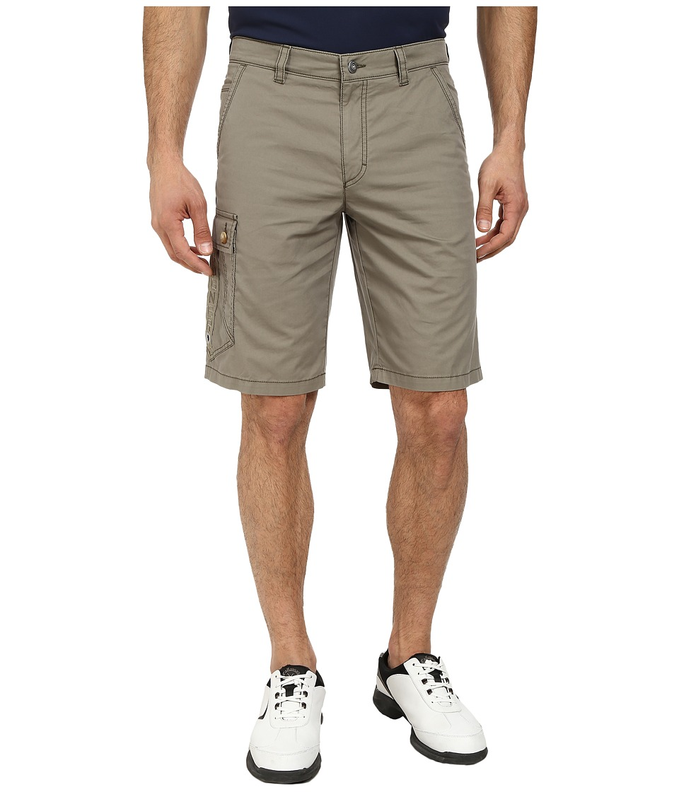 Bogner - Diogo-G Shorts (Khaki) Men's Shorts