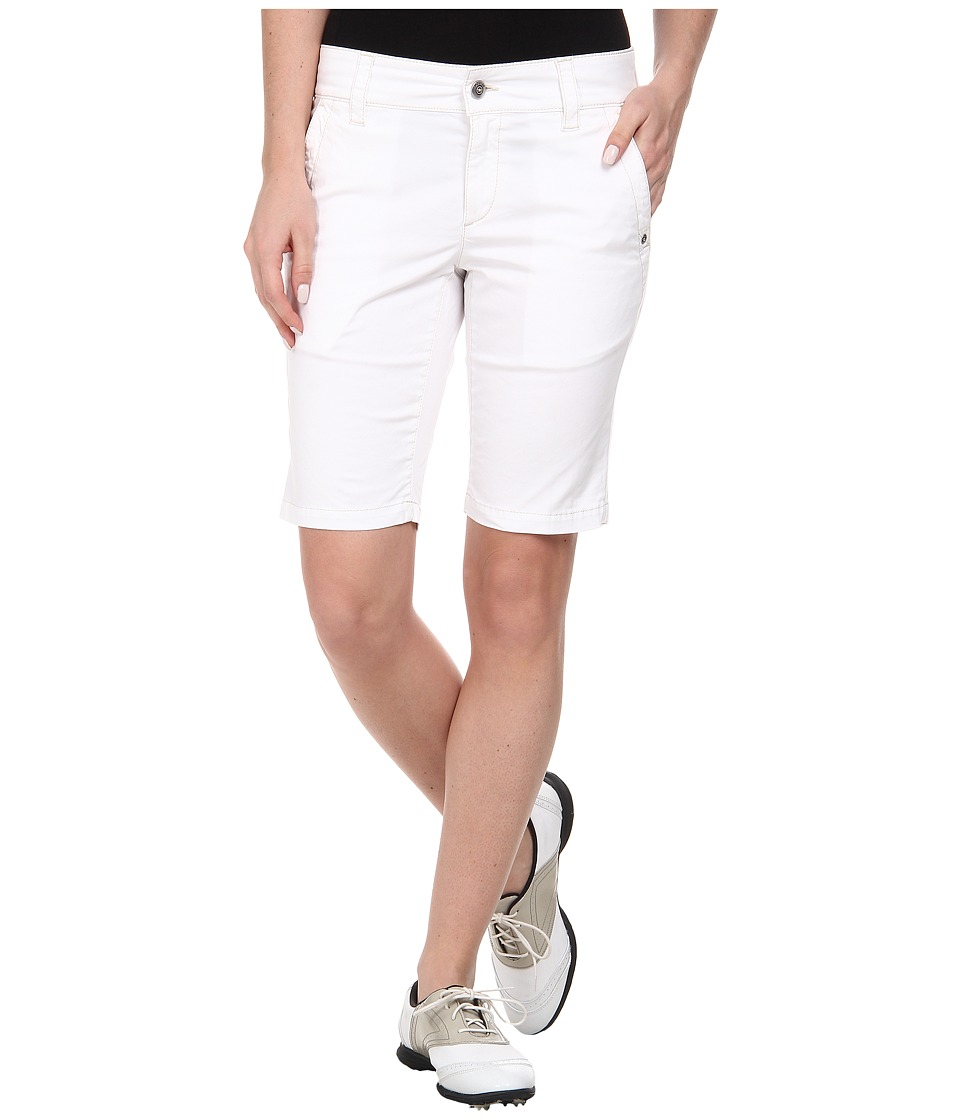 Bogner - Varna-G Shorts (White) Women's Shorts