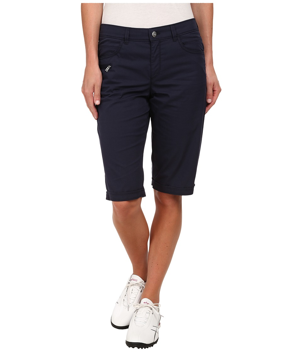 Bogner - Seda-G Bermuda Shorts (Dark Blue) Women's Shorts