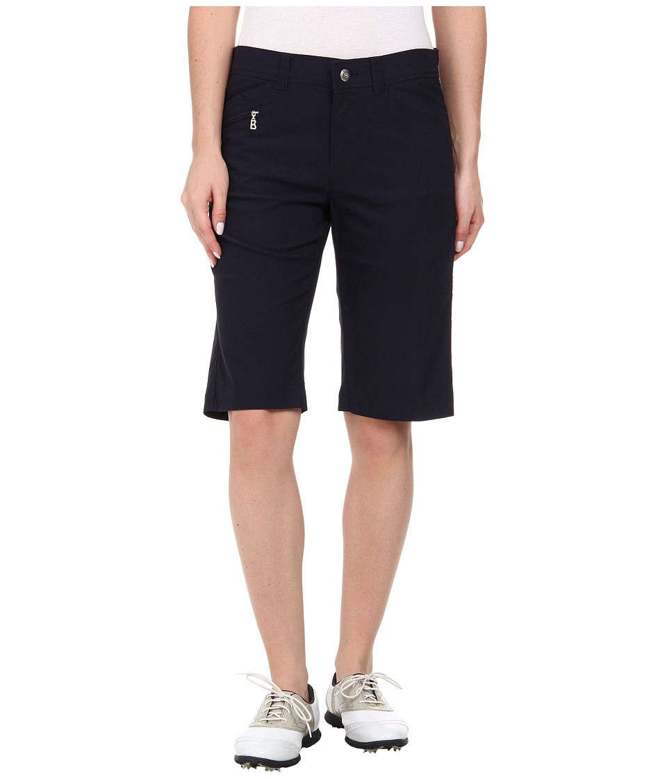 Bogner - Laury-G Bermuda Shorts (Dark Blue) Women's Shorts