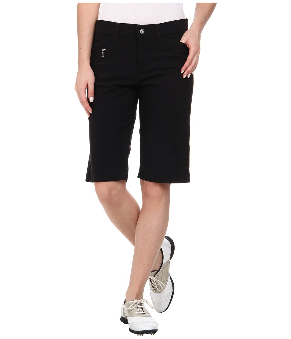 Bogner - Laury-G Bermuda Shorts (Black) Women's Shorts plus size,  plus size fashion plus size appare
