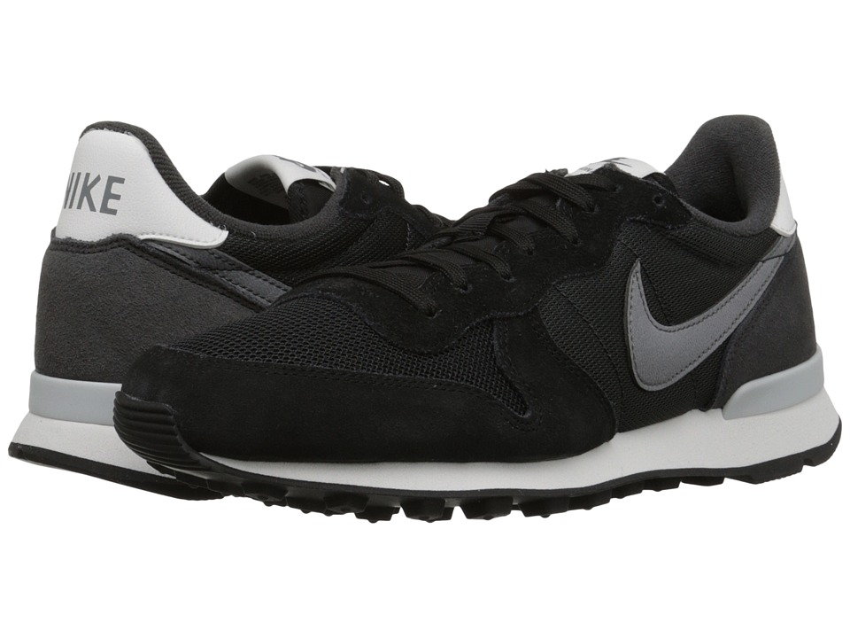Nike - Internationalist (Black/Anthracite/Pure Platinum/Cool Grey) Women's Shoes