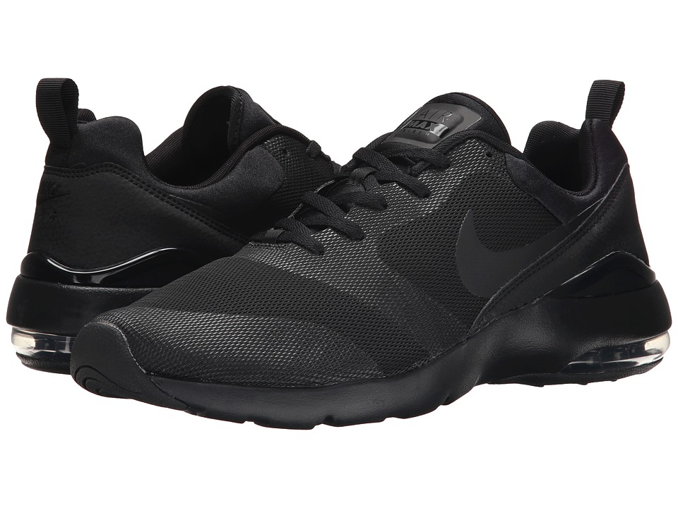 Nike - Air Max Siren (Black/Black/White/Black) Men