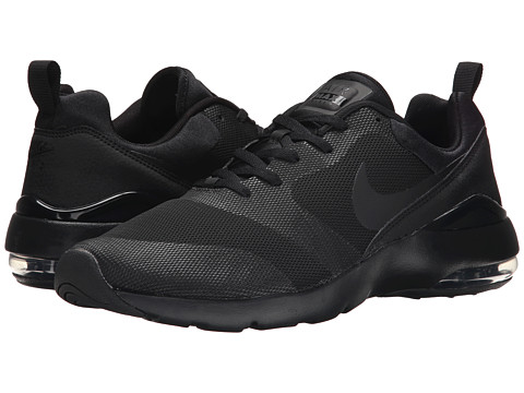 Nike - Air Max Siren (Black/Black/White/Black) Men's Shoes
