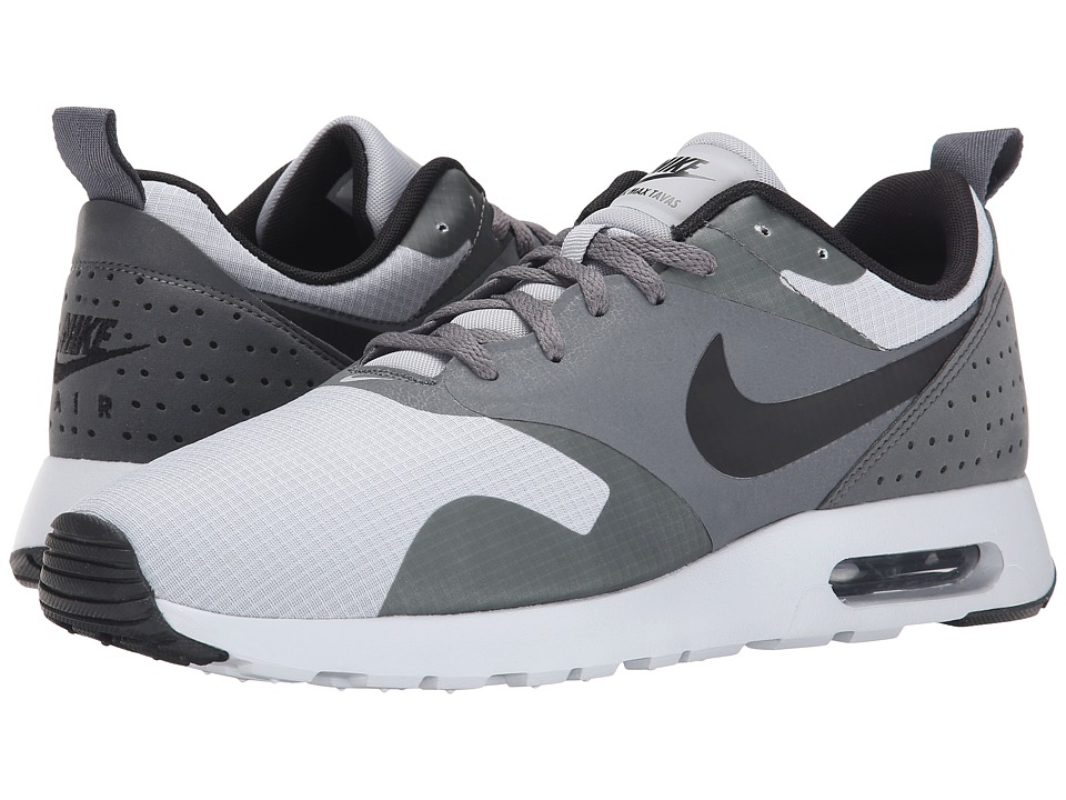 Nike - Air Max Tavas (Wolf Grey/Dark Grey/Pure Platinum/Black) Men's Shoes