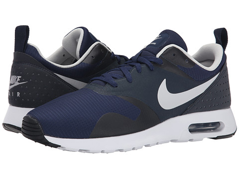 Nike - Air Max Tavas (Midnight Navy/Dark Obsidian/White/Neutral Grey) Men's Shoes