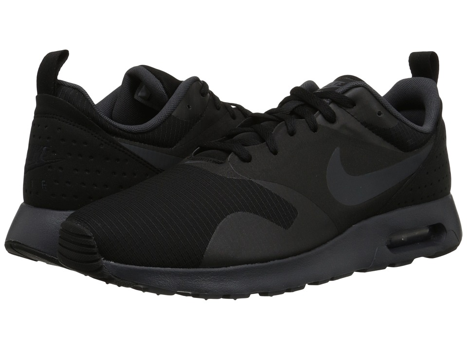 Nike - Air Max Tavas (Black/Black/Anthracite) Men's Shoes