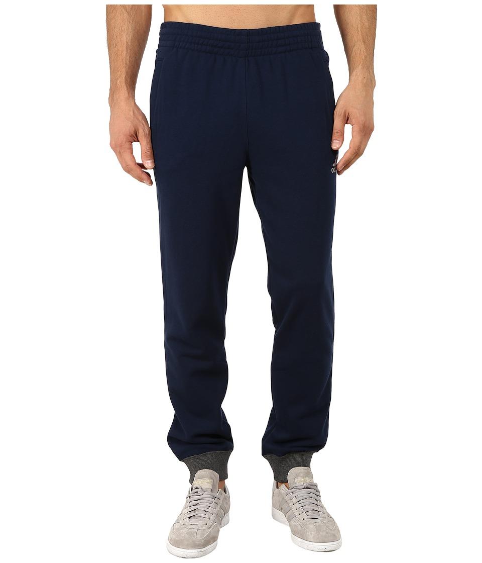 adidas - Everyday Sweatpants (Collegiate Navy/Grey) Men