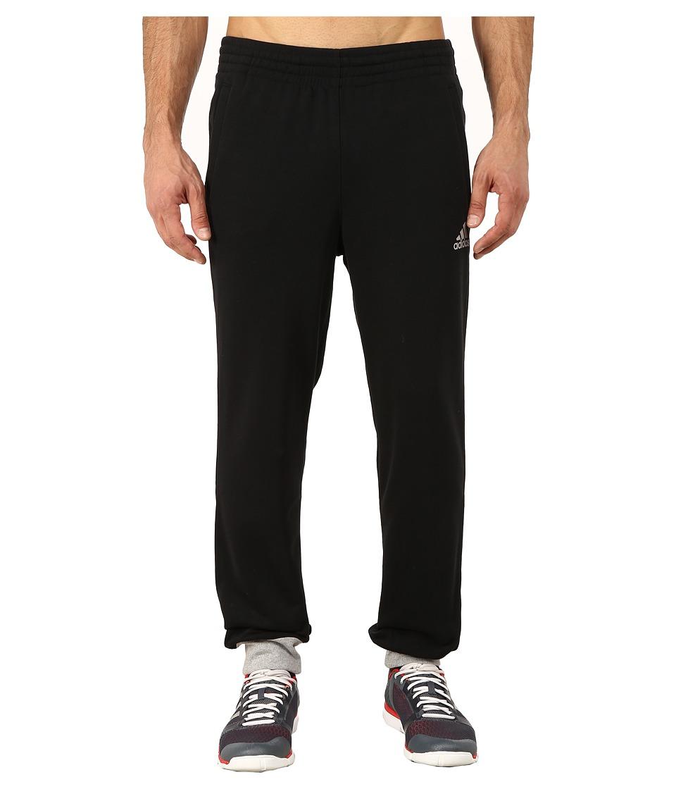 adidas - Everyday Sweatpants (Black/Grey) Men's Casual Pants