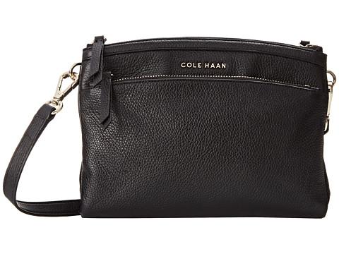 Cole Haan - Isabella Crossbody (Black) Cross Body Handbags