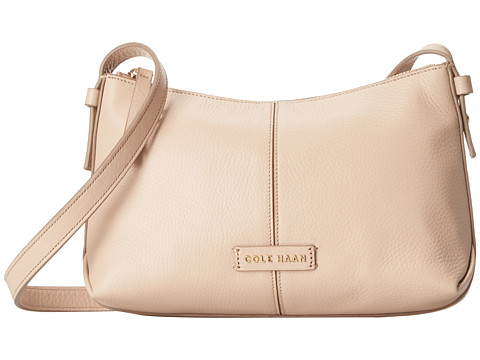 Cole Haan - Emma Mini Zip Crossbody (Froth) Cross Body Handbags