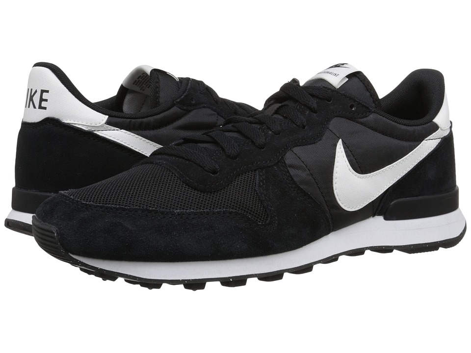 Nike - Internationalist (Black/Neutral Grey/White/Summit White) Men's Shoes