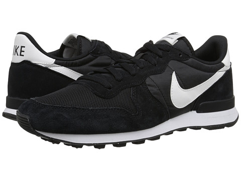Nike - Internationalist (Black/Neutral Grey/White/Summit White) Men
