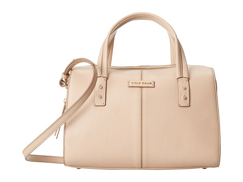 Cole Haan - Emma Satchel (Froth) Satchel Handbags