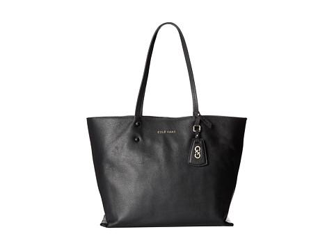 Cole Haan - Hannah Tote (Black) Tote Handbags