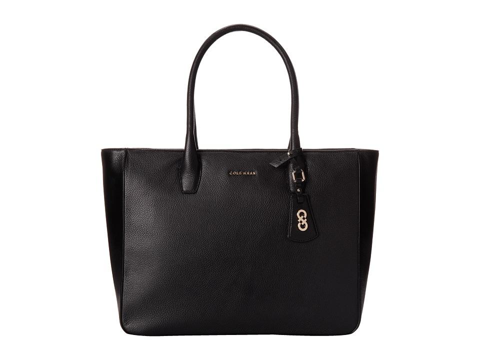 Cole Haan - Isabella Tote (Black) Tote Handbags