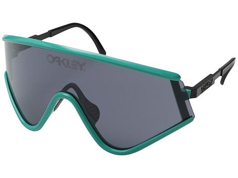 Oakley - Special Edition Heritage Eyeshade (Seafoam w/ Grey) Sport Sunglasses