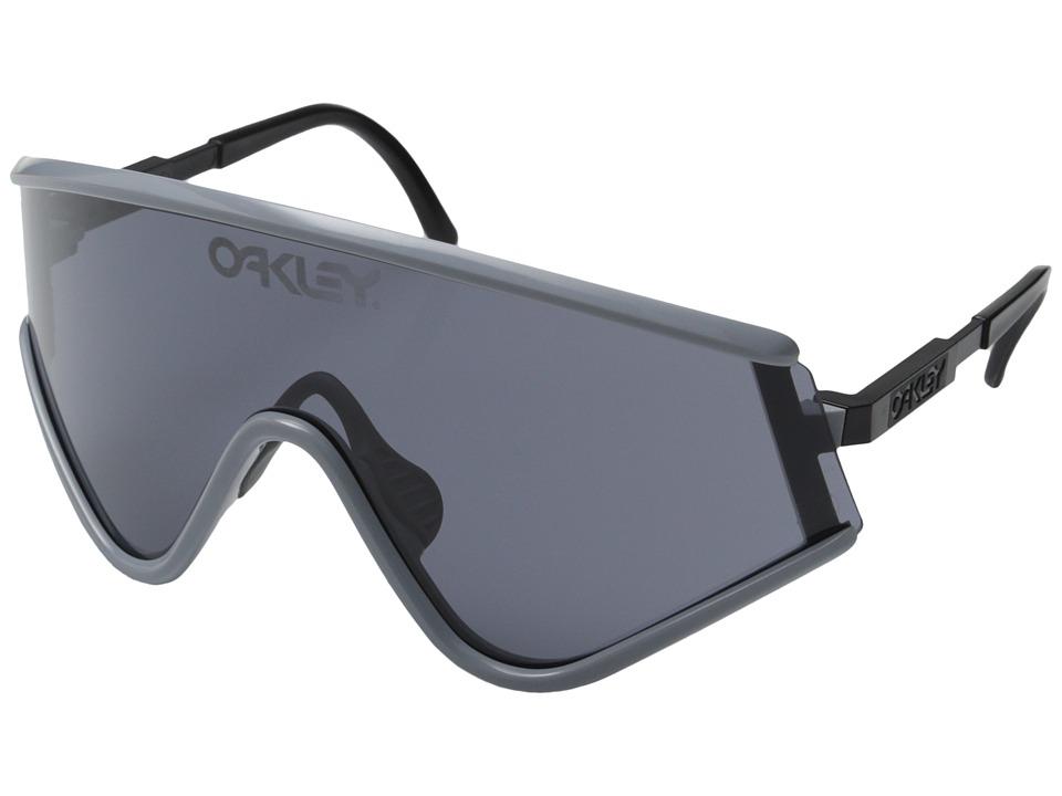 Oakley - Special Edition Heritage Eyeshade (Fog w/ Grey) Sport Sunglasses