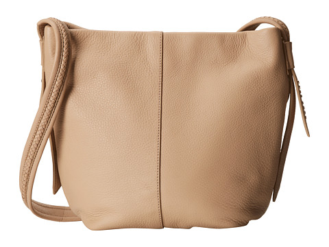 Cole Haan - Lockhart Medium Crossbody (Sandstone) Backpack Bags